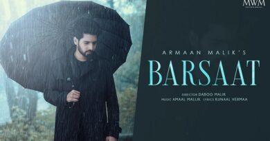 Barsaat Lyrics Armaan Malik