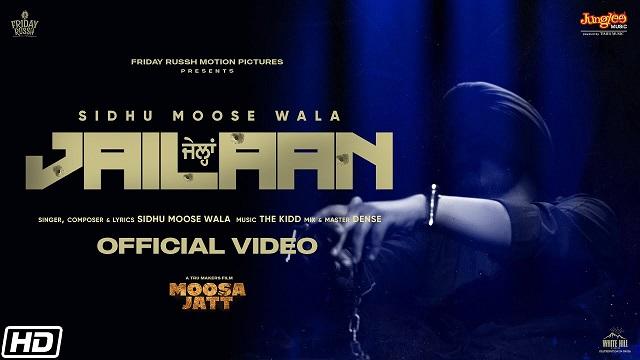 Jailaan Lyrics Sidhu Moose Wala