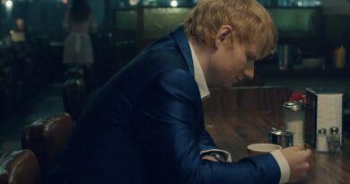 Shivers Lyrics - Ed Sheeran