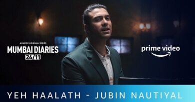 Yeh Haalaath Lyrics - Jubin Nautiyal | Mumbai Diaries