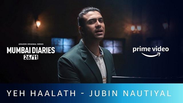 Yeh Haalaath Lyrics - Jubin Nautiyal   Mumbai Diaries