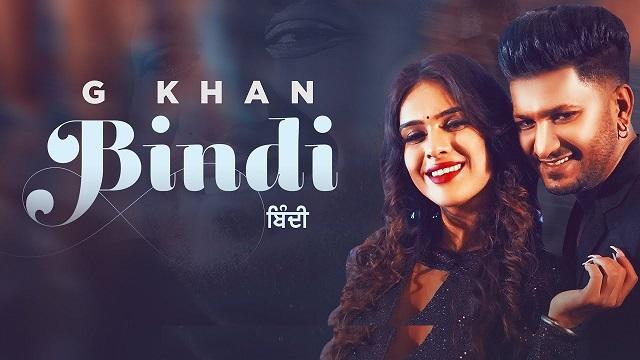 Bindi Lyrics G Khan