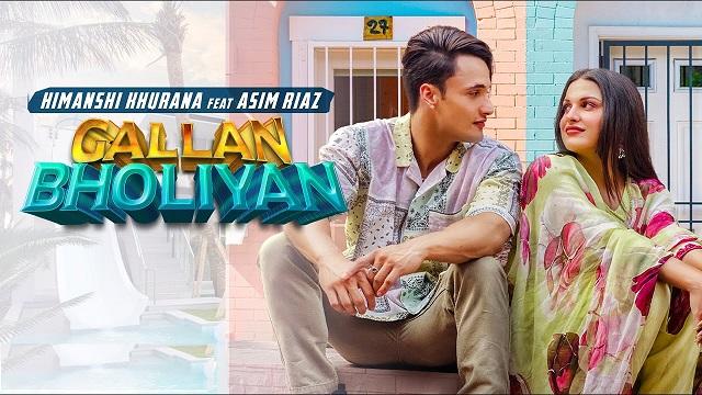 Gallan Bholiyan Lyrics Himanshi Khurana