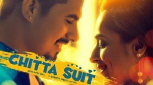 Chitta Suit Lyrics Guri Purewal