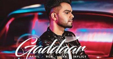 Gaddaar Lyrics Akhil | Ikka