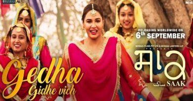 Gedha Gidhe Vich Lyrics Saak | Mannat Noor