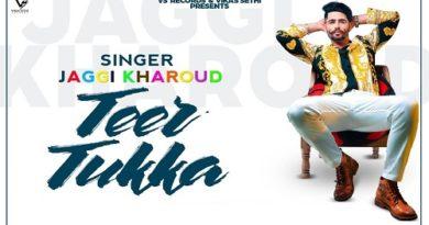 Teer Tukka Lyrics Jaggi Kharoud