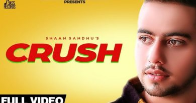 Crush Lyrics Shaan Sandhu