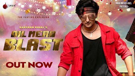 Dil Mera Blast Lyrics Darshan Raval