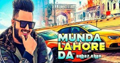 Munda Lahore Da Lyrics Arbaz Khan