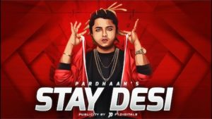 Stay Desi Lyrics Pardhaan